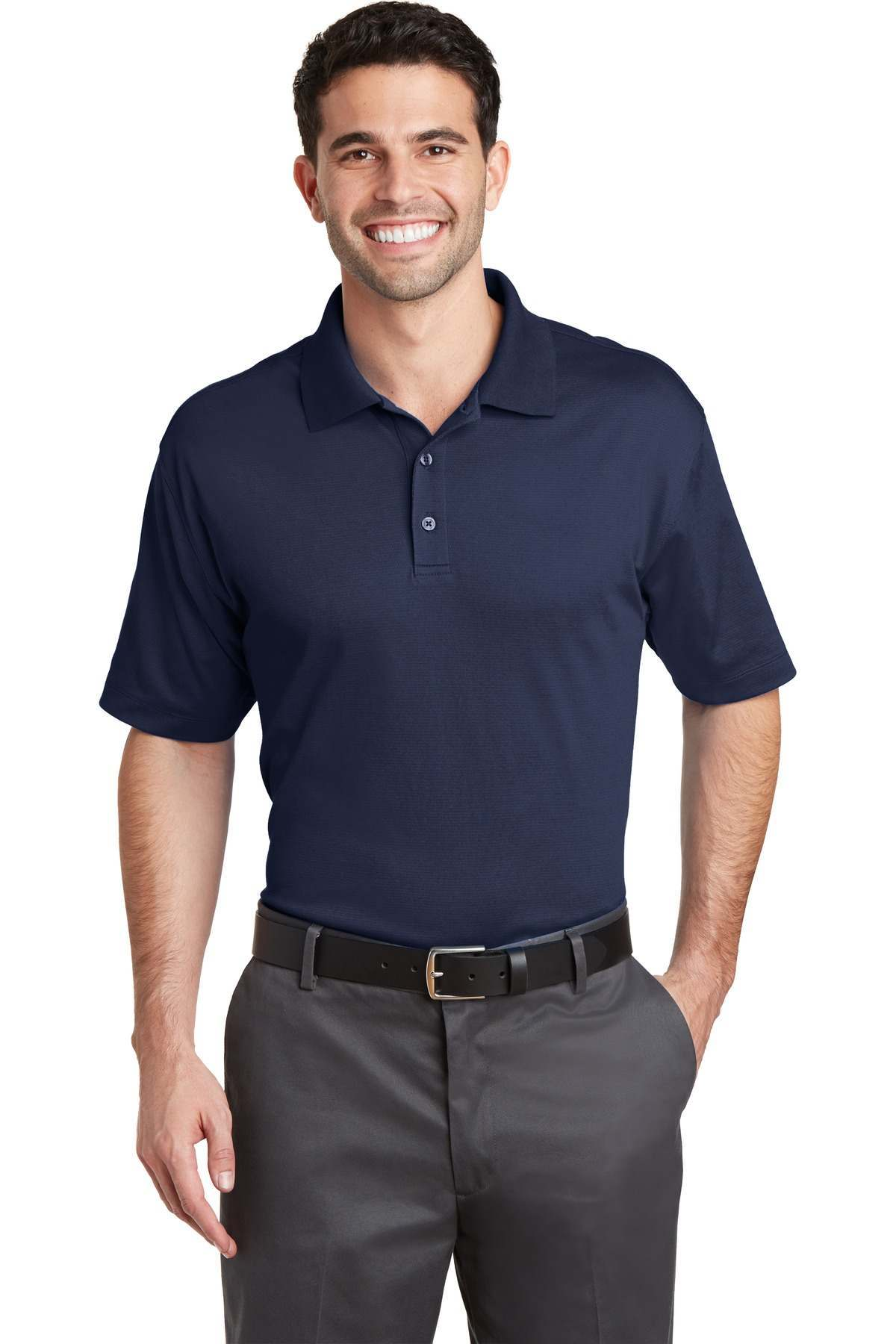9206620eeac Port Authority® Rapid Dry™ Mesh Polo - Business Casual - Shops