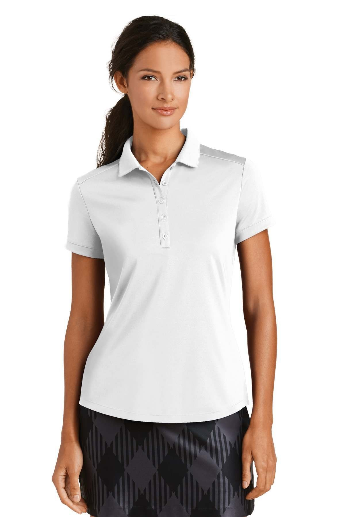 info for 605a3 6e03a Nike Golf Ladies Dri-FIT Players Modern Fit Polo - Shirts - Apparel
