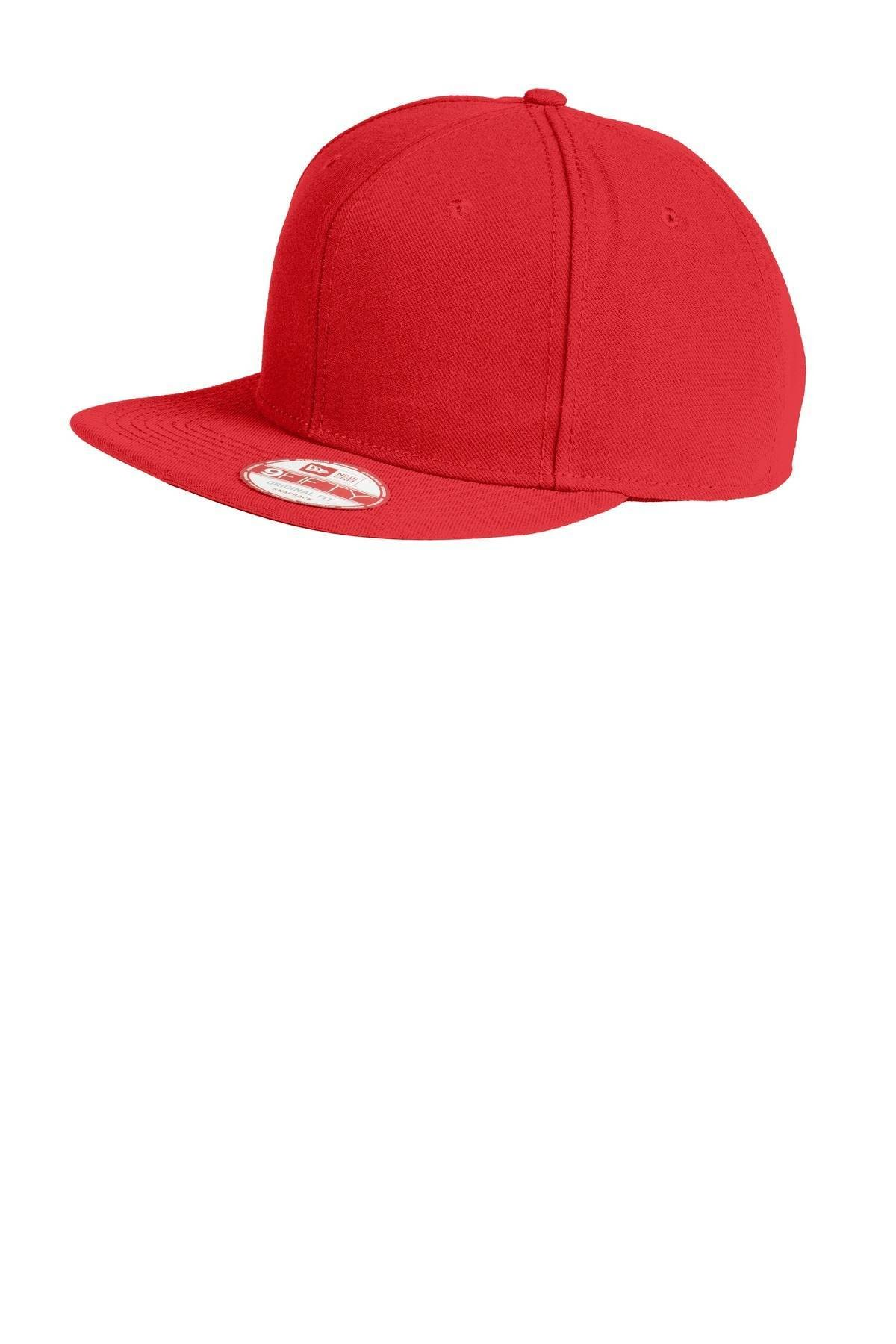 fcd3c1c6337 New Era® Original Fit Flat Bill Snapback Cap - Hats - Apparel