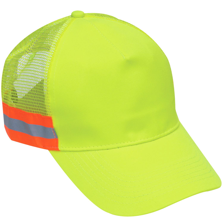 1c31900dfd0 Safety Cap with Hi-Vis Reflective Mesh Back