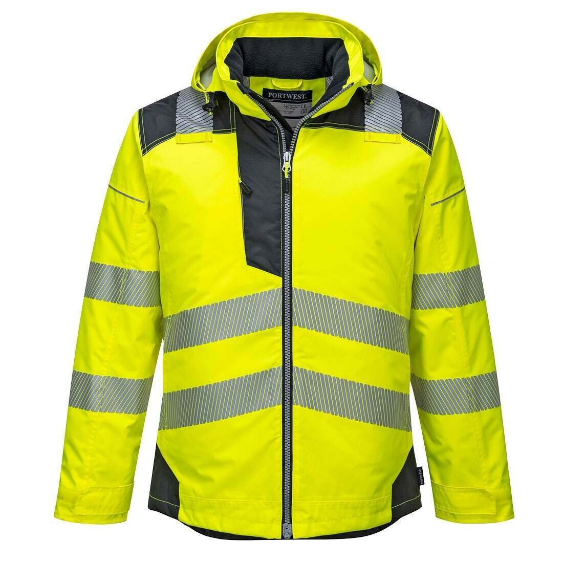 PW3 Hi-Vis Winter Jacket