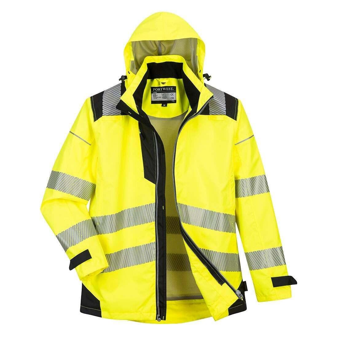 PW3 Hi-Vis 3-in-1 Jacket