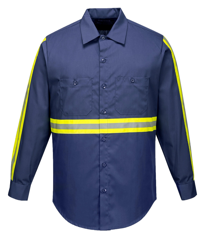 Ioana Xtra Long Sleeve Shirt