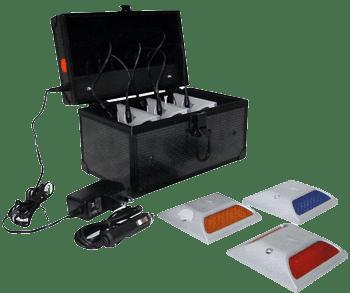DURO FLASH SAFETY FLARE KIT (case of 4)