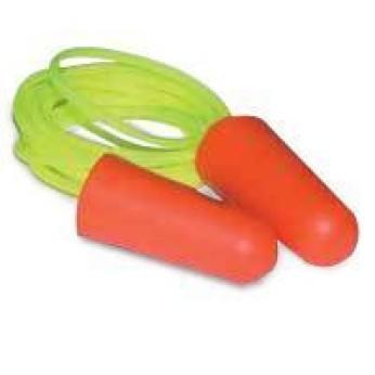 Coarded Foam Ear Plugs