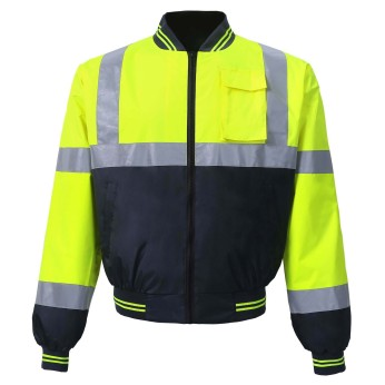 Hi-Vis Lightweight Windbreaker