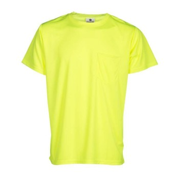 Microfiber Short Sleeve T-Shirt