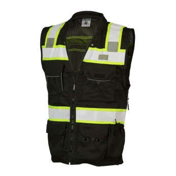 Enhanced Visibility Professional Utility Vest