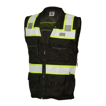 Enhanced Visibility Professional Utility Vest