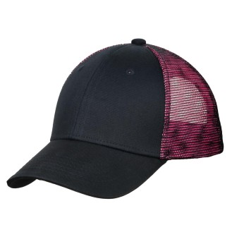 Black / Shock Pink