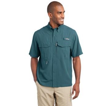 Eddie Bauer® - Short Sleeve Performance Fishing Shirt