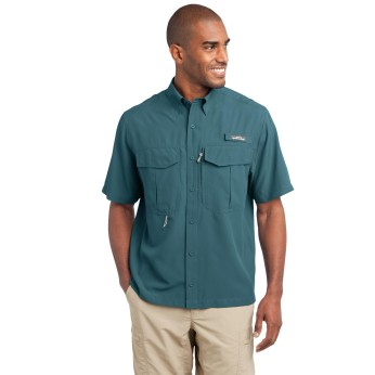 Eddie Bauer® - Short Sleeve Performance Fishing Shirt