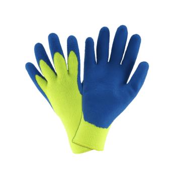 Hi-Vis Yellow / Royal Blue