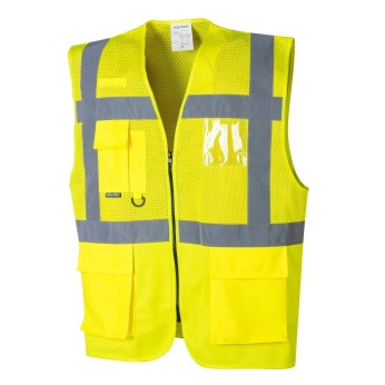 Madrid Executive Hi-Vis Vest