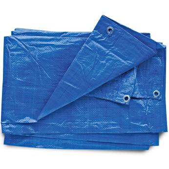 BLUE ECONOMY TARP - 10' x 12'
