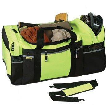 HI-VIS REFLECTIVE LARGE GEAR BAG