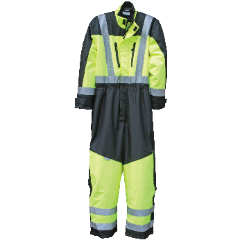 Hi-Vis Premium Cold Weather Coverall