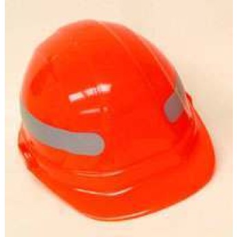Reflective Adhesive Strips for Hard Hats