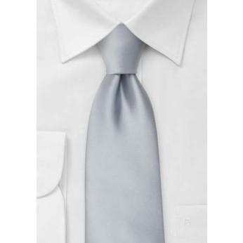 Men's Silver Tie