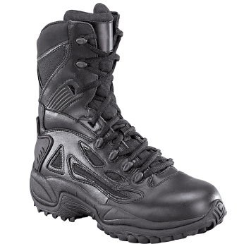 Men's Stealth 8-Inch Composite Toe Boot with Side Zipper