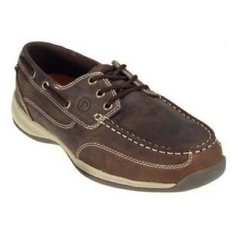 Rockport Steel Toe Boat Shoe