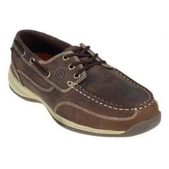 Rockport Steel Toe Boat Shoe