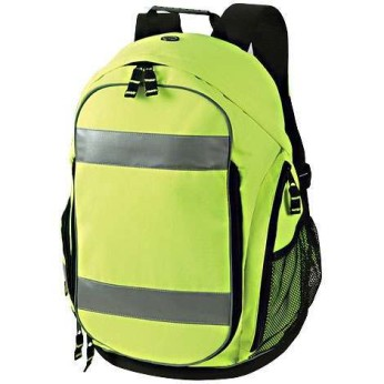 HI-VIS REFLECTIVE BACK PACK