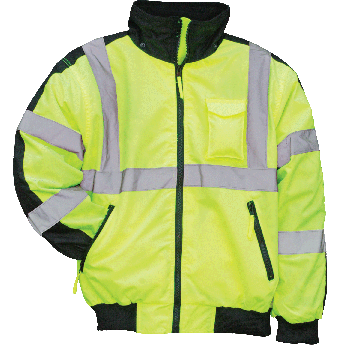 Utility Pro Wear™ Hi-Vis Waterproof Safety Jacket