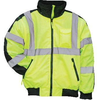 Utility Pro Wear™ Hi-Vis Waterproof Safety Jacket