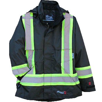 Professional Journeyman 300D Trilobal Rip Stop FR Jacket