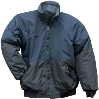 NAVY 3-SEASON JACKET