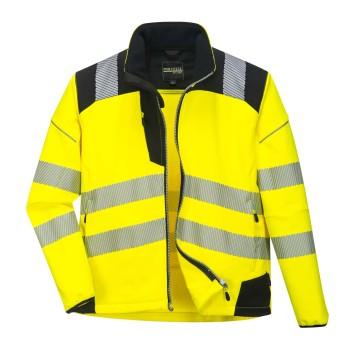 Vision Hi-Vis Softshell Jacket