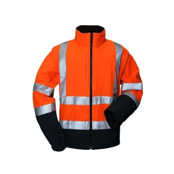 ANSI Class 3 Breathable Soft Shell Jacket
