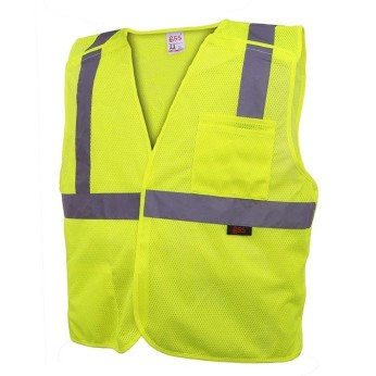 Standard Class 2 5-Point Mesh Breakaway Vest