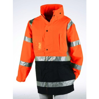 Hi-Vis Orange/Navy