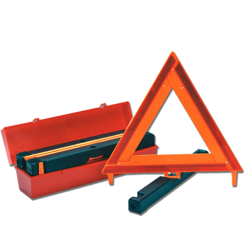 Emergency DOT Triangle Kit