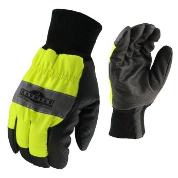 Radwear Silver Series Hi-Visibility Thermal Lined Glove