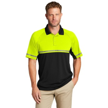 CornerStone ® Select Lightweight Snag-Proof Enhanced Visibility Polo