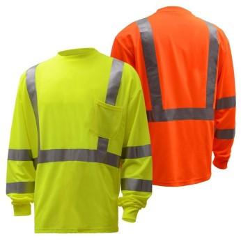 ANSI 3 Long Sleeve Wicking T-Shirt