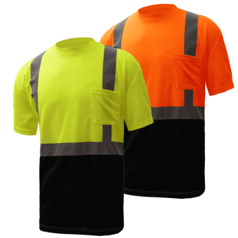 ANSI 2 Two-Tone Short Sleeve T-Shirt