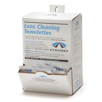 Lens Cleaning Towelettes (Box of 100)
