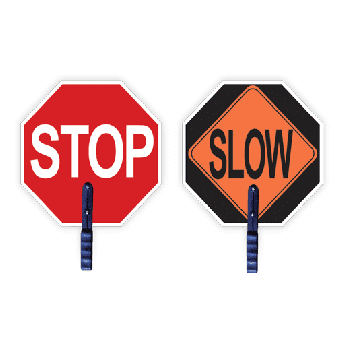"""18"""" Stop/Slow Paddle"""