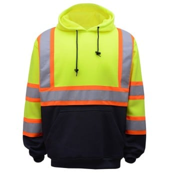 Hi-Vis Lime / Black