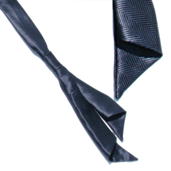 WOMEN'S HERRINGBONE ASCOT