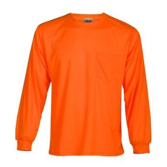 Microfiber Long Sleeve T-Shirt