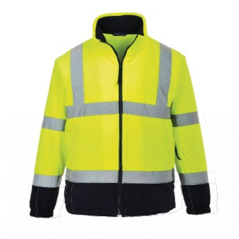 Hi-Vis Yellow / Navy