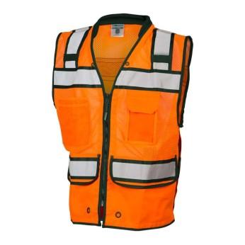 High Performance Surveyors Zipper Vest
