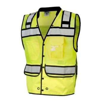 High Performance Surveyors Snap Vest